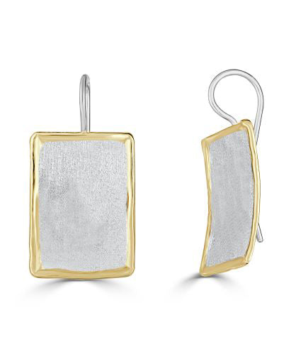 Silver Earrings MIDAS Style 23