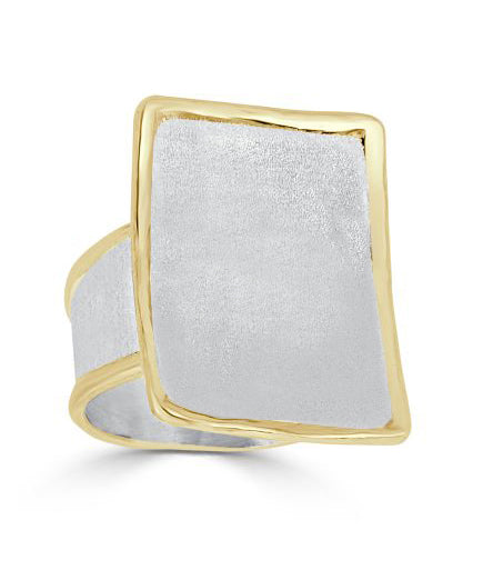 Silver Ring MIDAS Style 23