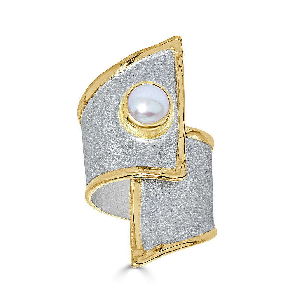 Silver Ring MIDAS Style 01