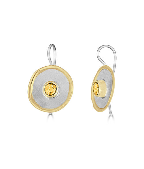 Silver Earrings MIDAS Style 13