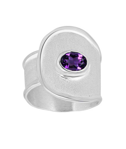 Silver Ring AMMOS Style 15