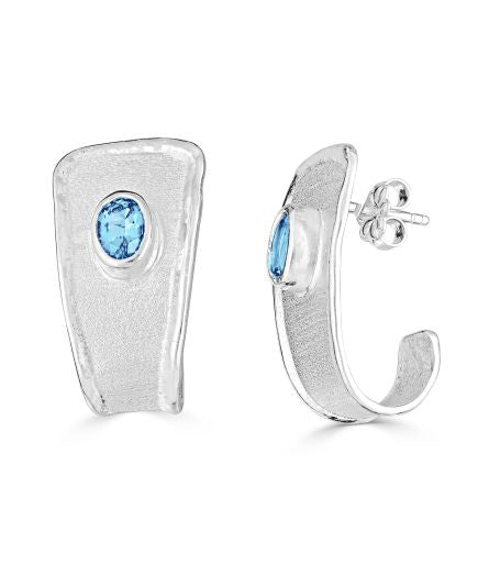 AMMOS Diamond Earrings Style 09