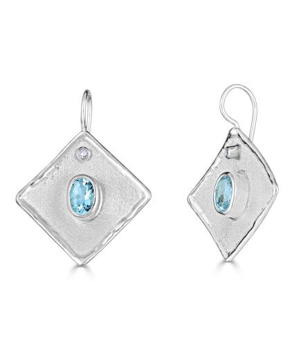 AMMOS Diamond Earrings Style 21