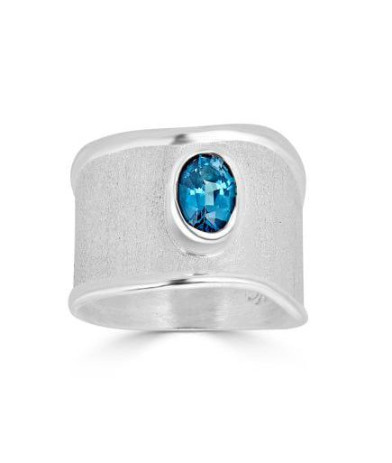 Silver Ring AMMOS Style 10