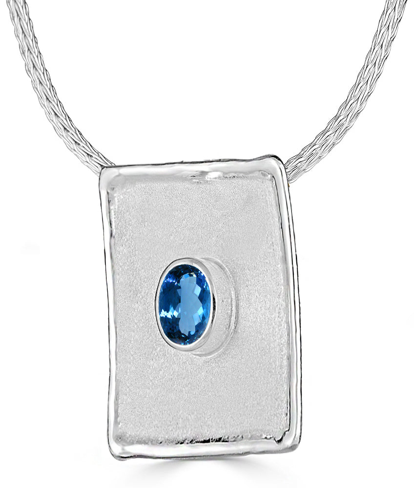 Silver Pendant AMMOS Style 33