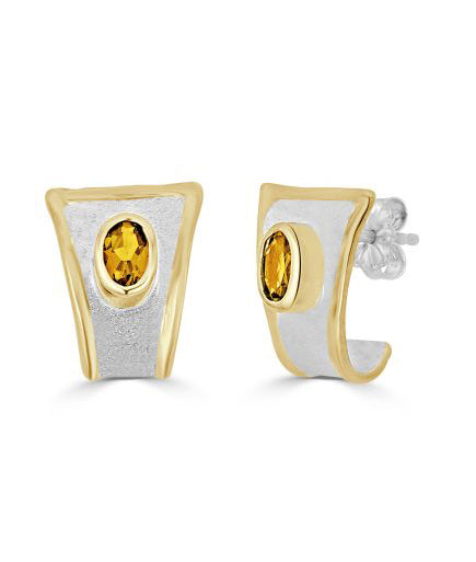 Silver Earrings MIDAS Style 12