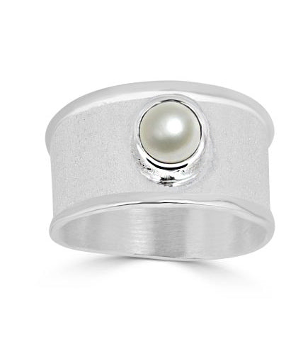 Silver Ring AMMOS Style 11