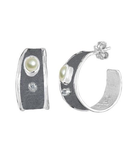 HEPHESTOS Diamond Earrings Style 11