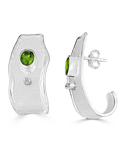 AMMOS Diamond Earrings Style 10