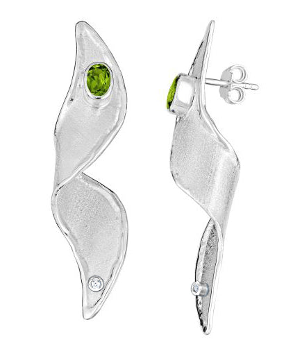 AMMOS Diamond Earrings Style 14