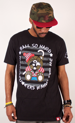 Ball So Hard T-Shirt Entree Black