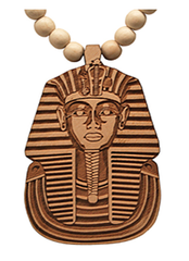 Pharaoh Pendant Good Wood Natural