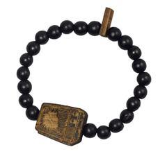 Chaos Bracelet Good Wood Black