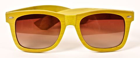Carpentier Sunglasses Silvano All Wood Olive
