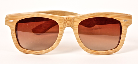 Carpentier Sunglasses Silvano All Wood Mahogany