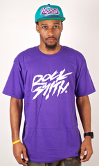 Logo T-Shirt Rocksmith Purple