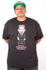 Malcolm T-Shirt Rocksmith Black