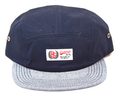 Multiply 5-Panel Strapback Rocksmith Navy