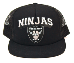 Ninjas Trucker Rocksmith Black