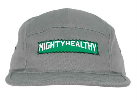 Ramp 5-Panel Mighty Healthy Gray