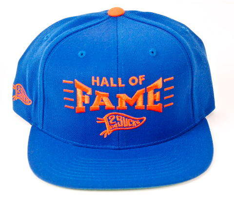Pinch Snapback Hall of Fame Royal Blue