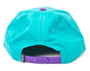 Highlife Grapes Snapback Official Teal/Purple
