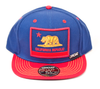 Cali Patriot Snapback Official Blue/Red/Gold