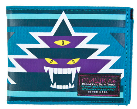 Vision Quest Wallet Mishka Ice Blue