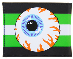 Keep Watch Wallet Mishka Black/Green