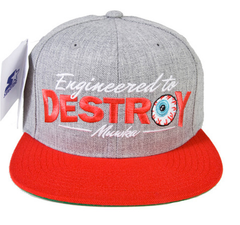 No Nonsense Starter Snapback Mishka Heather
