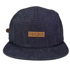 Chameleon 5-Panel Mishka Denim