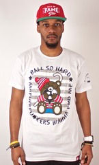Ball So Hard T-Shirt Entree T-Shirt White