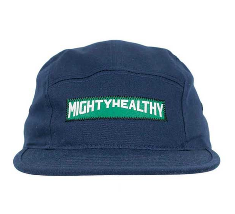 Ramp 5-Panel Mighty Healthy Navy