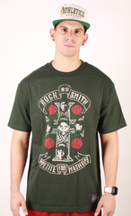 Appetite T-Shirt Rocksmith Green