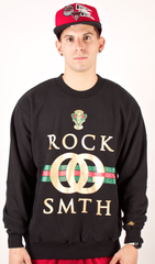 OG Crewneck Rocksmith Black