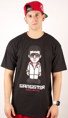 Gangster T-Shirt Rocksmith Black
