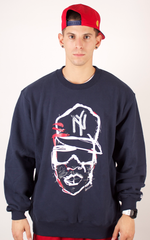 HOV Crewneck Rocksmith Navy