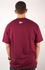 Fame Sucks T-Shirt Hall of Fame Burgundy
