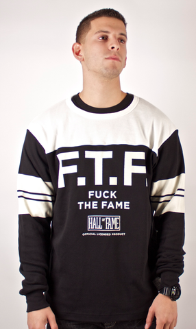 FTF Thermal Hall of Fame Cream/Black