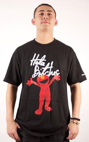 Elmo T-Shirt New Jack City Black