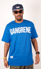 Gangrene T-Shirt Superb Royal Blue