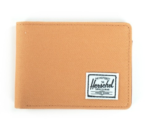 Hank Wallet Herschel Butterscotch