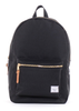 Settlement Backpack Herschel Black/Tan