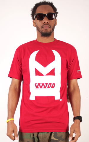 Horns T-Shirt IMKING Red