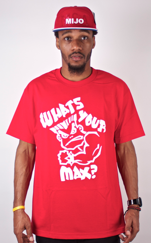Mike Lowery T-Shirt Hall of Fame Red