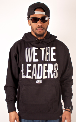 We The Leaders Hoodie IMKING Black