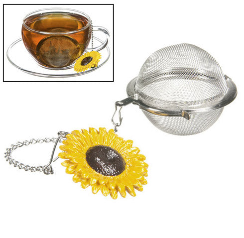 Sunflower tea mesh ball