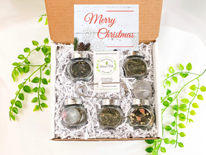 Merry Christmas Tea Gift set