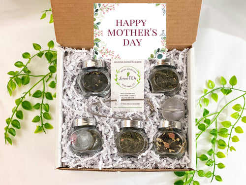 Mother's day Tea gift set - FREE SHIPPING