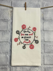 Kitchen tea towel